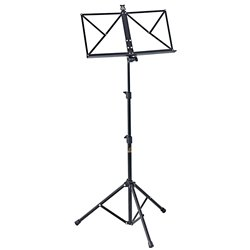 Ortega Portable Music Stand, Black OMS-1BK