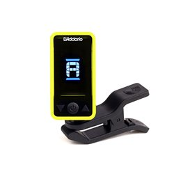 Daddario Eclipse Chromatic Clip-On Tuner Yellow PW-CT-17YL
