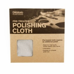 Daddario Polish Cloth (Pre-treated) PWPC1