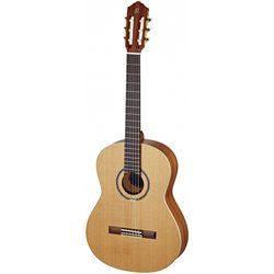 Ortega Klassisk gitarr 4/4 Size, Left, Medium neck R139MN-L