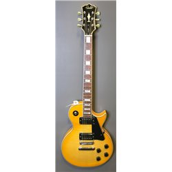 Gould Les Paul model Yellow
